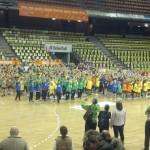 SV Lok Rangsdorf Maxis beim Nachfuchsturnier 2012 - Gruppenfoto nach dem Turnier