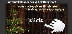 SV Lok Adventskalender 2013