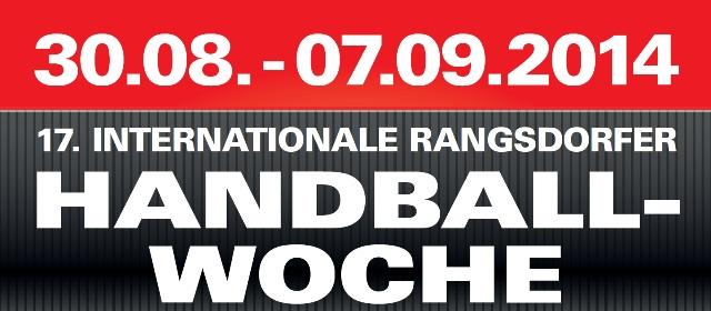 Rangsdorfer Handballwoche 2014