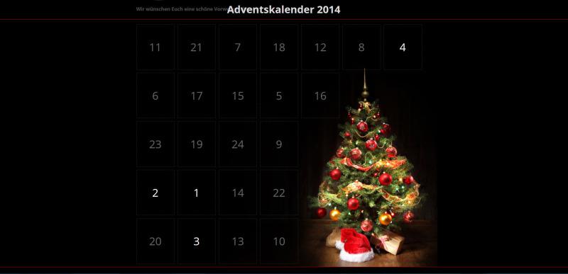SV Lok Rangsdorf Adventskalender