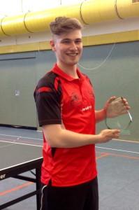 Vereinsmeister Marco Bierend