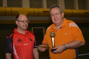 Turniersieger Horst Michalsen