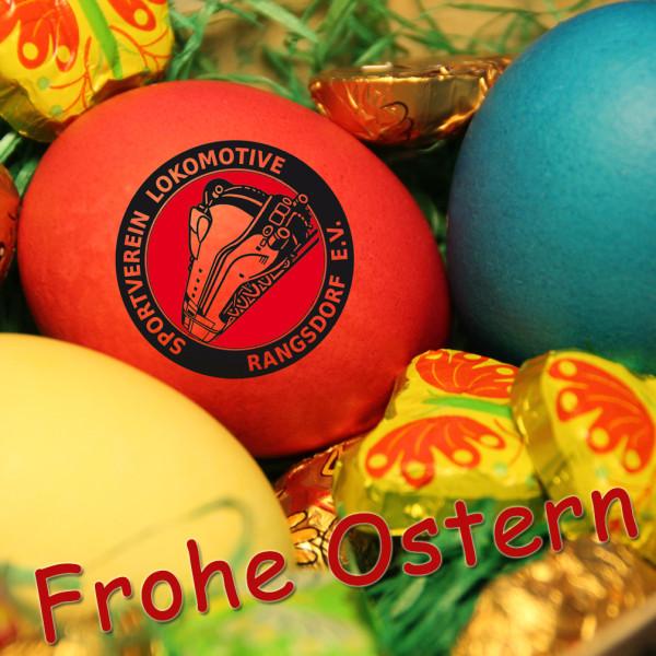 Wir wünschen Euch ein frohes Osterfest